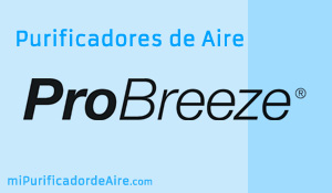 "Los Mejores Purificadores PRO BREEZE"" class="