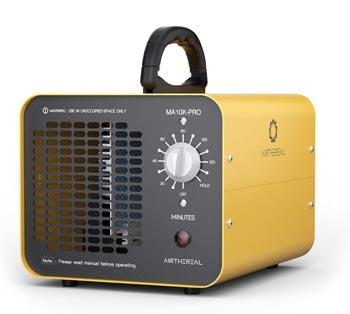 Generador ozono purificador agua doméstico temporizador limpiador  aire