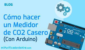 """Cómo Hacer un Medidor de CO2 Casero con Arduino"""" class="""