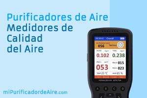 """Los Mejores Medidores de Calidad del Aire"""" class="""