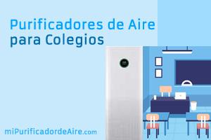 """Los Mejores Purificadores de Aire para Colegios"""" class="""