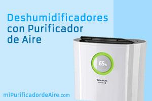 """Los Mejores Deshumidificadores de Aire con Purificador"""" class="""
