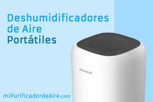"""Los Mejores Deshumidificadores de Aire Portátiles"""" class="""